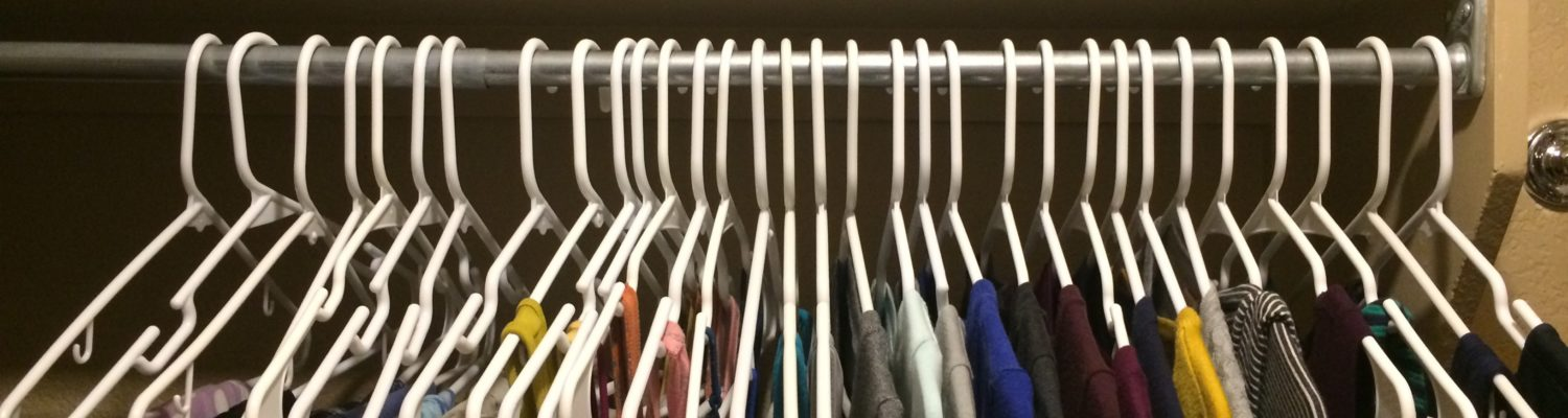 Five Reasons Why I Love My Minimalist Wardrobe