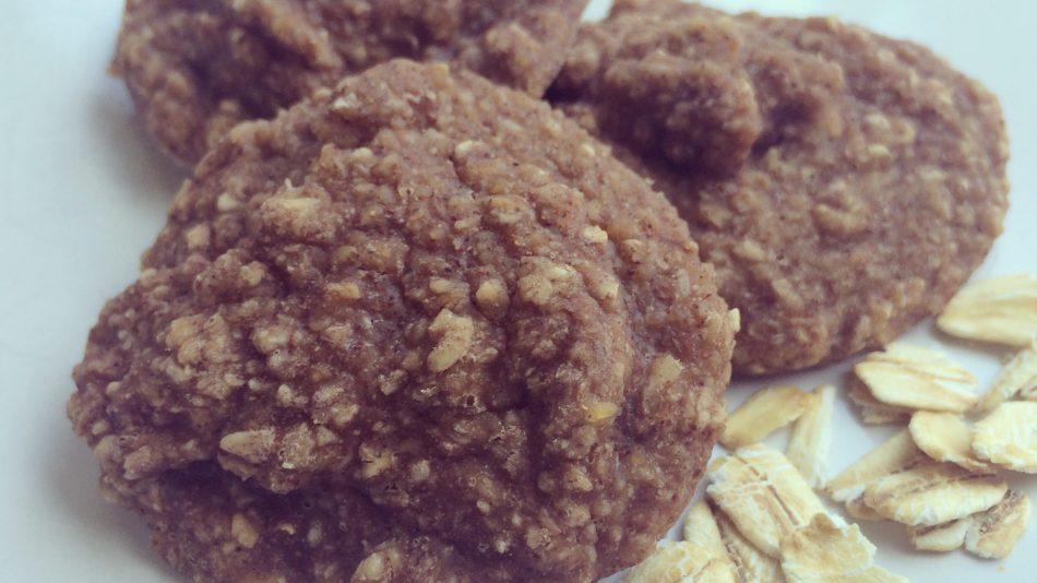 Three Ingredient Toddler Cookie Recipe