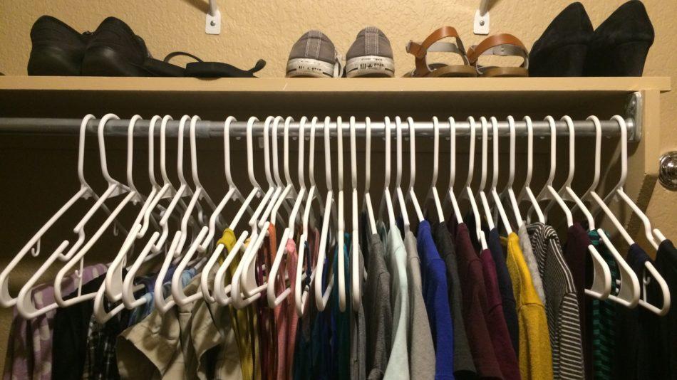 Five Reasons Why I Love My Minimalist Wardrobe